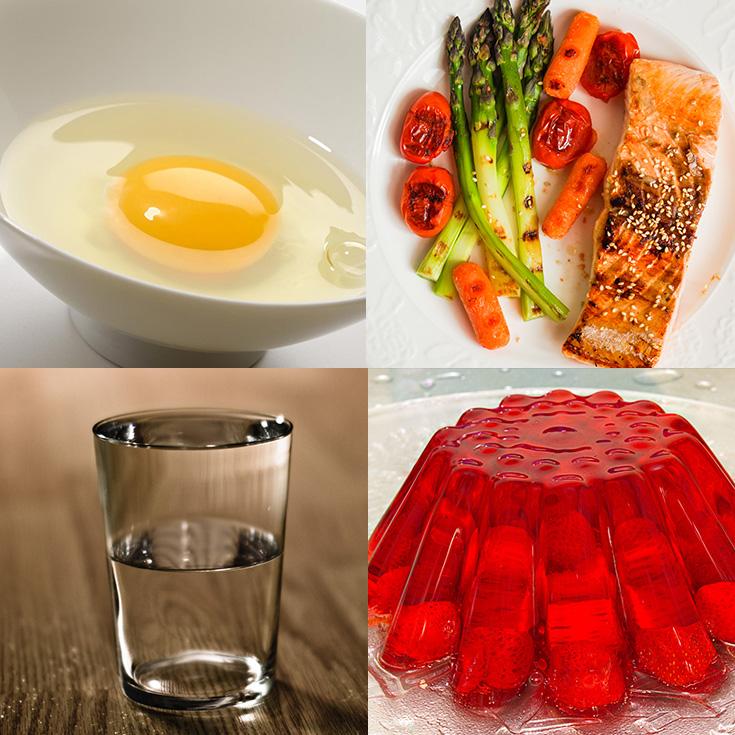 Dieta liquida para bariatricos